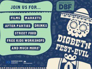 The Digbeth Fest-Evil