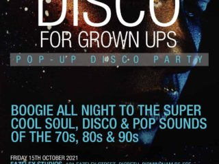 Discos for Grown Ups